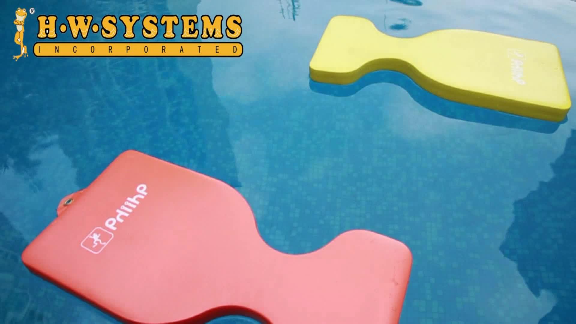 นอกอานลอยโฟมเซลล์ปิดสระว่ายน้ำอานที่มีขนาด41*82*5เซนติเมตร