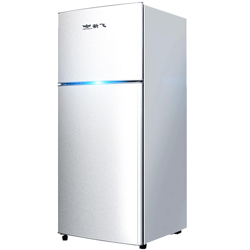 新飞小冰箱家用小型办公室租房宿舍节能省电冷冻冷藏迷你小电冰箱