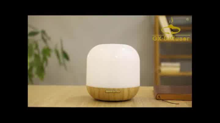 2019 Electric alexa echo spa room mist essential oil diffuser aromatherapy