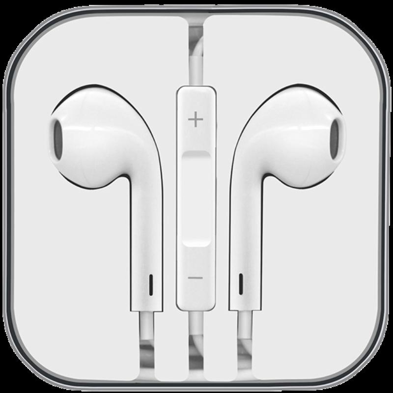 亮东方苹果耳机原装正品iPhone7plus/6s/6sp/7手机7p/8p/X有线八XR通用XS/MAX/iPhonexr入耳式11扁头耳塞ipad