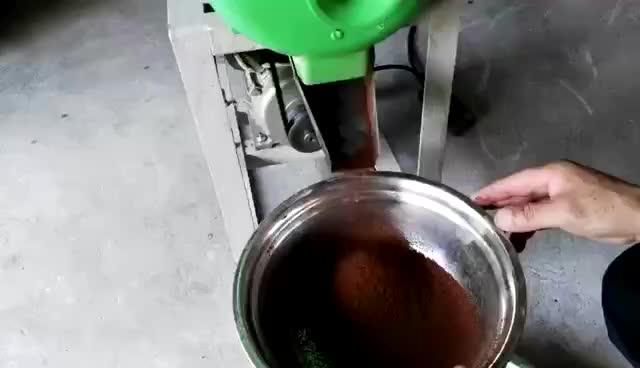 ミニドライ唐辛子マニュアルハーブコショウグラインダー用パプリカ切断とフライス