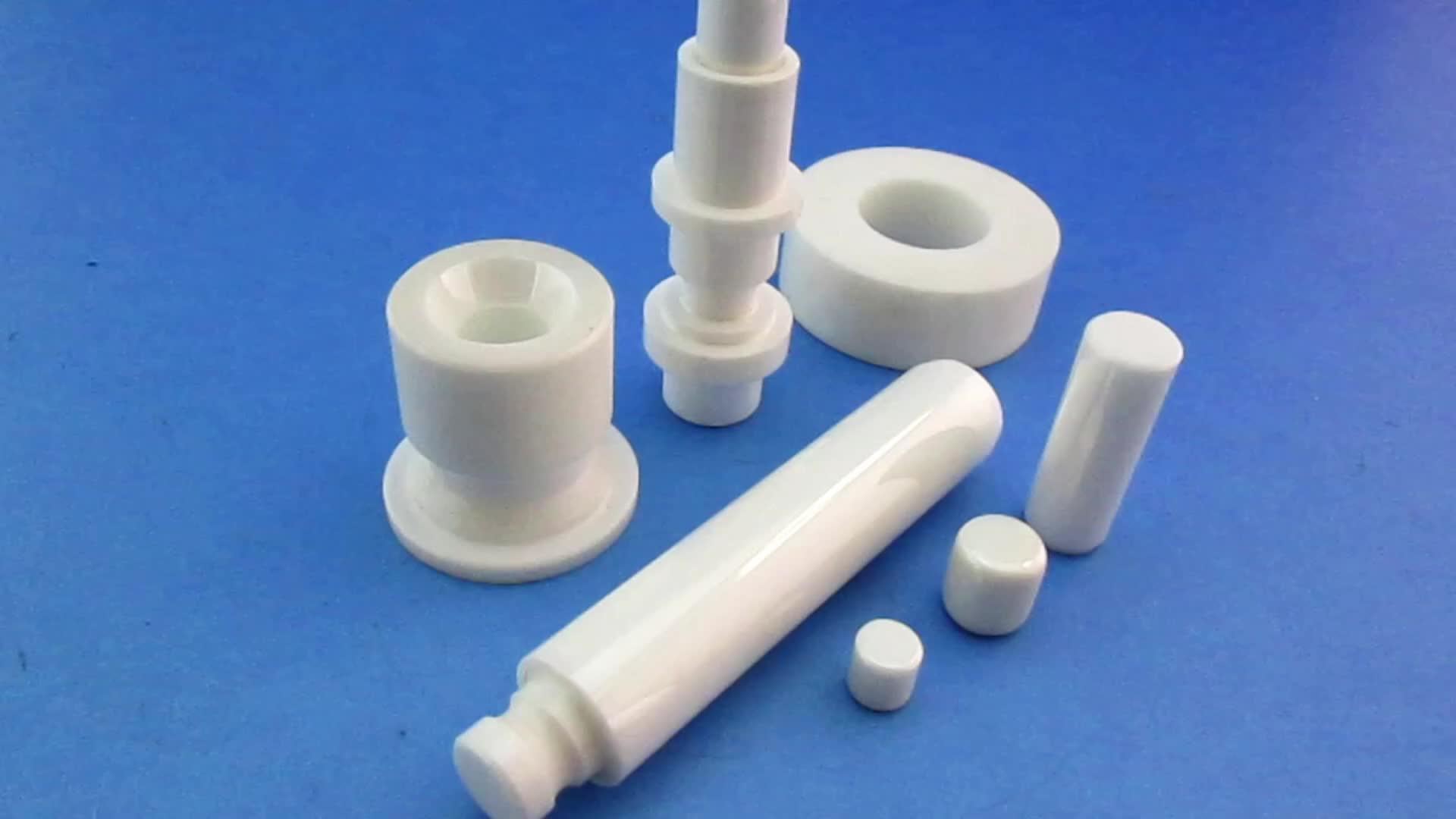 CNC precision processing zro2 zirconia ceramics