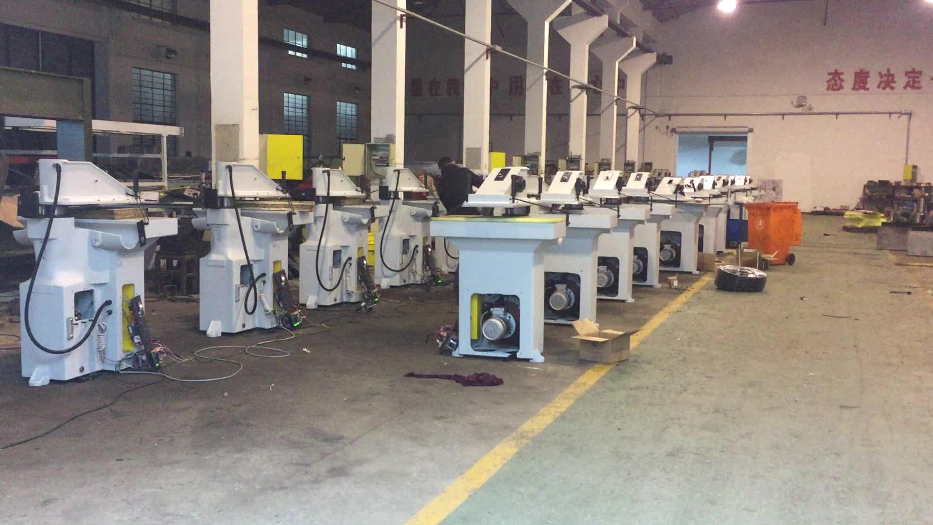 Hydraulische druk productie schoenen snijmachine