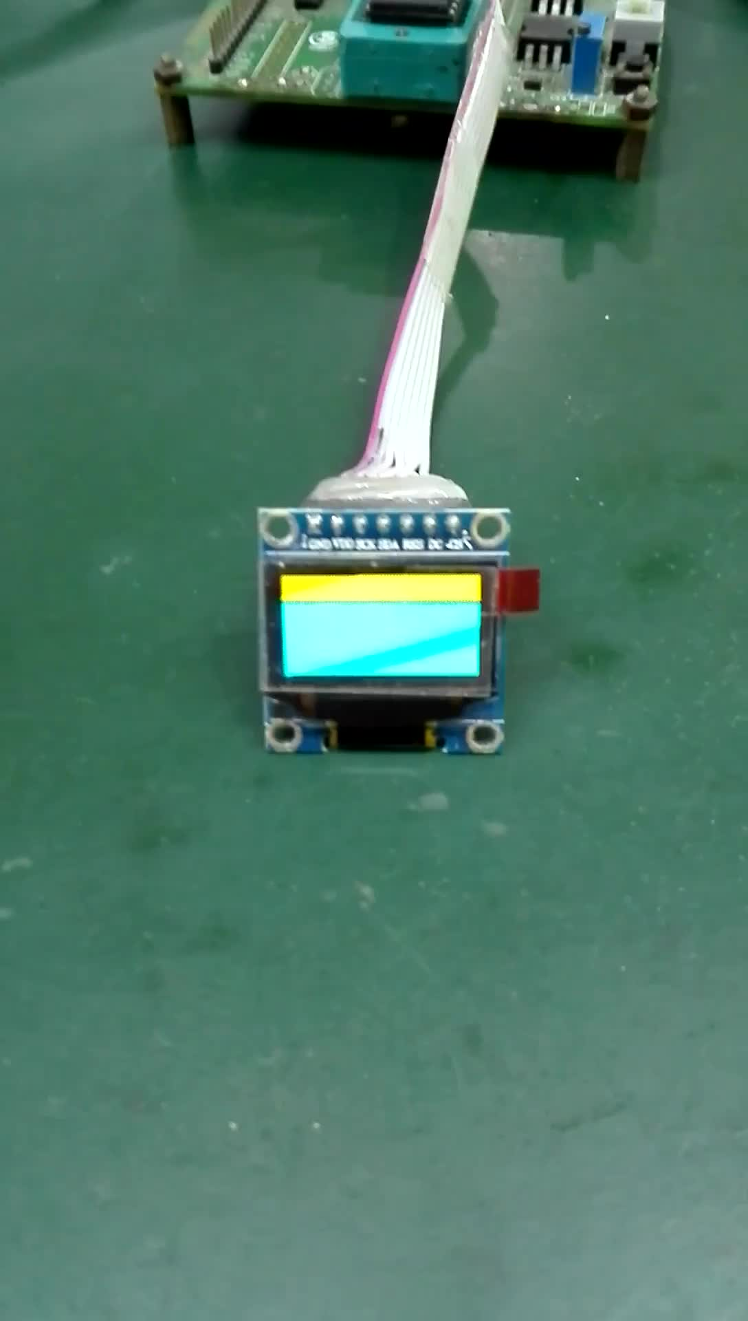 Taidacent UG-9664HDDAG01 Full Color SSD1331 COG Parallela LCD Da 0.95 Pollici 23 Pin SPI Passivo Matrix OLED Modulo Display