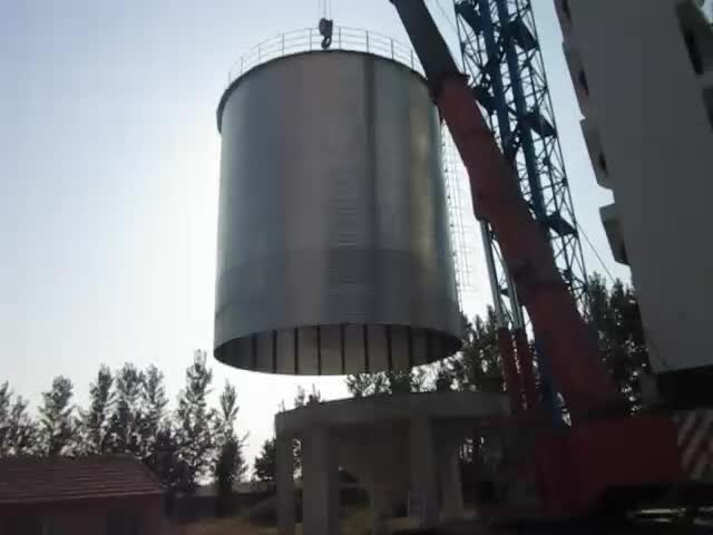 2019 More Available Space Good Price Steel Grain Storage Silo For Sale