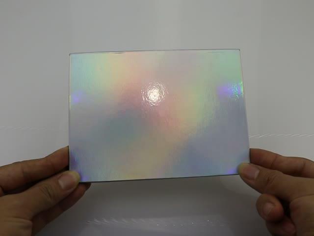 OEM professional holographic glitter eyeshadow palette 12 color metallic eyeshadow