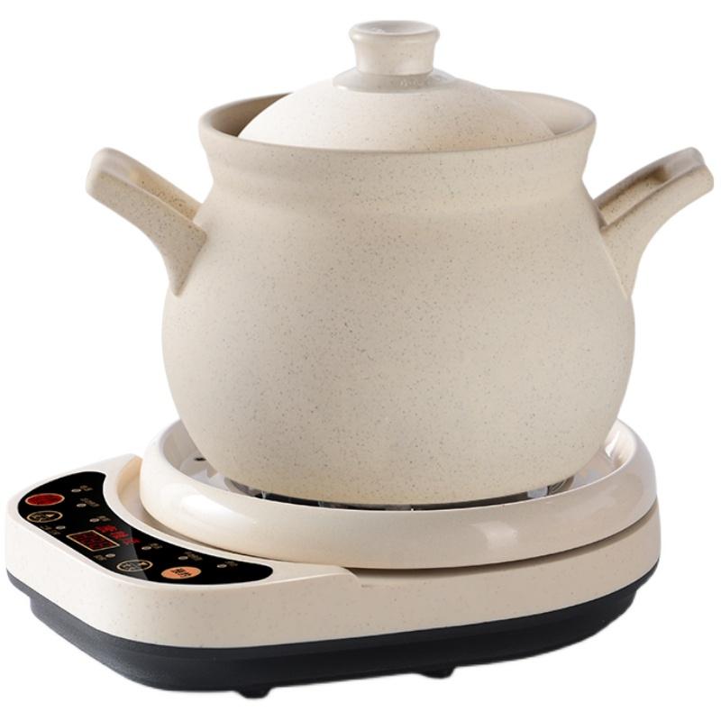 无釉麦饭石煲汤全自动多功能电砂锅怎么样