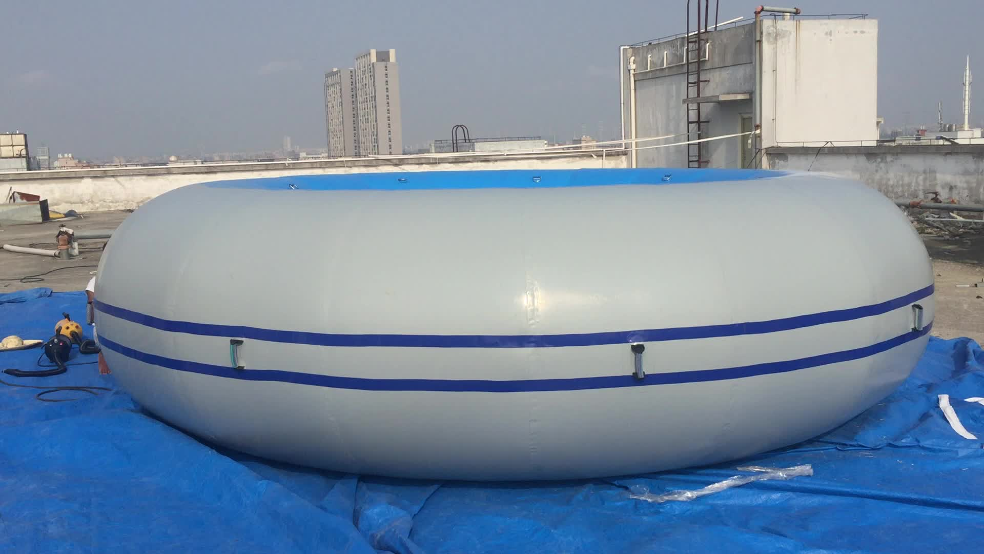 New Design Floating Inflatable Boat Swimming Pool A8006 Buy Large Inflatable Swimming Pool