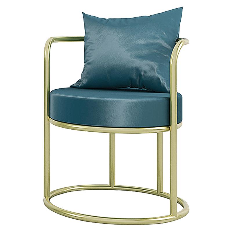 北欧阳台网红轻奢单人沙发椅小椅子用后评测