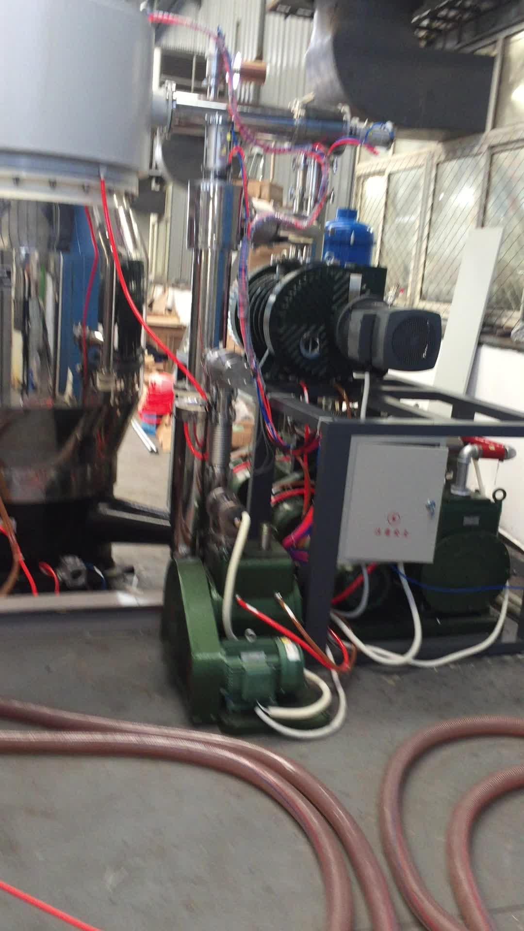 Film kaplama makinesi/dekoratif gözlük çerçeveleri vakum kaplama makinesi