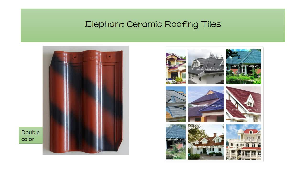 Lowes Roofing Materials Multi Color Ceramic Roof Tiles