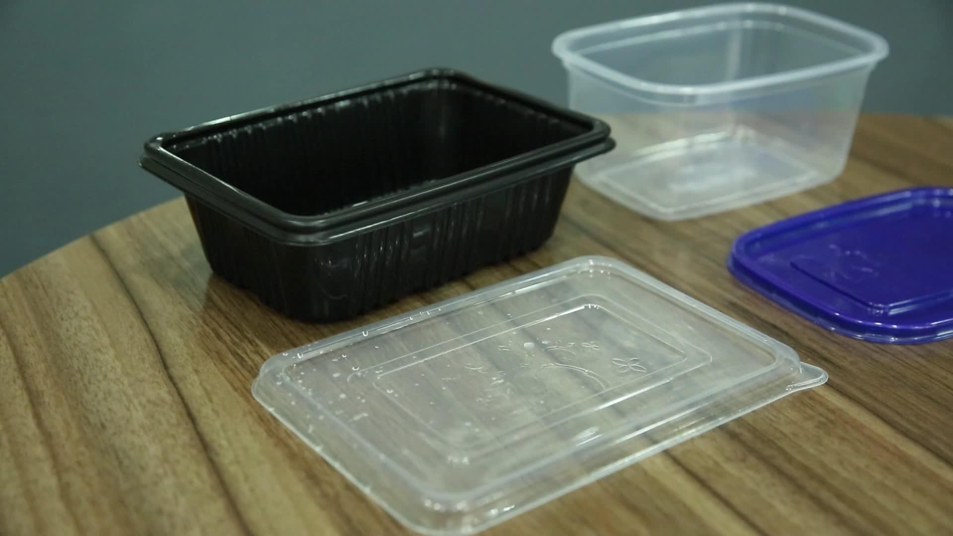Chaofan China alta calidad frescura preservación comida de plástico contenedor de almacenamiento