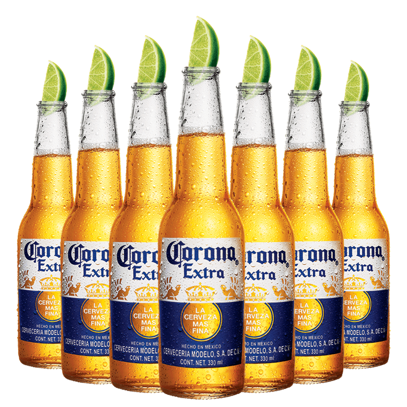 CORONA墨西哥原装进口科罗娜精制啤酒330ml*12瓶箱 整箱瓶装