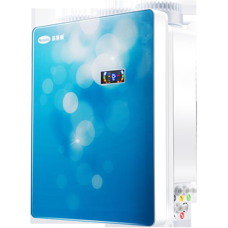 漢斯頓智能凈水器家用直飲自來水過濾廚房凈化純水機ro反滲透01