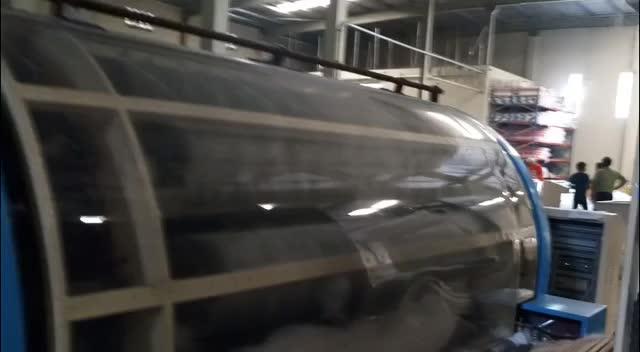 Wol Kaarden Machine/Katoen Afval Verwerking Machine