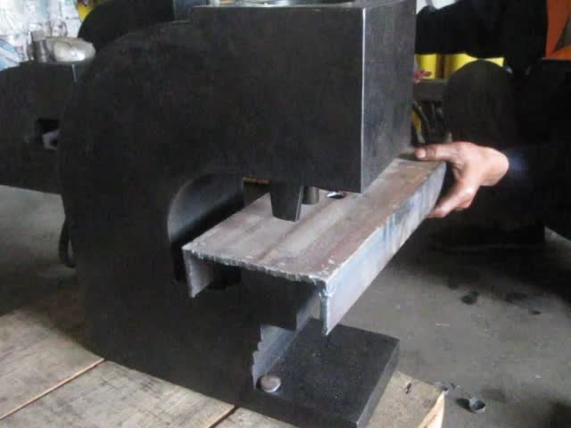 ODETOOLS CH-80 Iron Steel Stainless steel plate Hole Punching Hydraulic Puncher