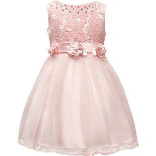 女童夏装2020新款蓬蓬纱童装公主裙