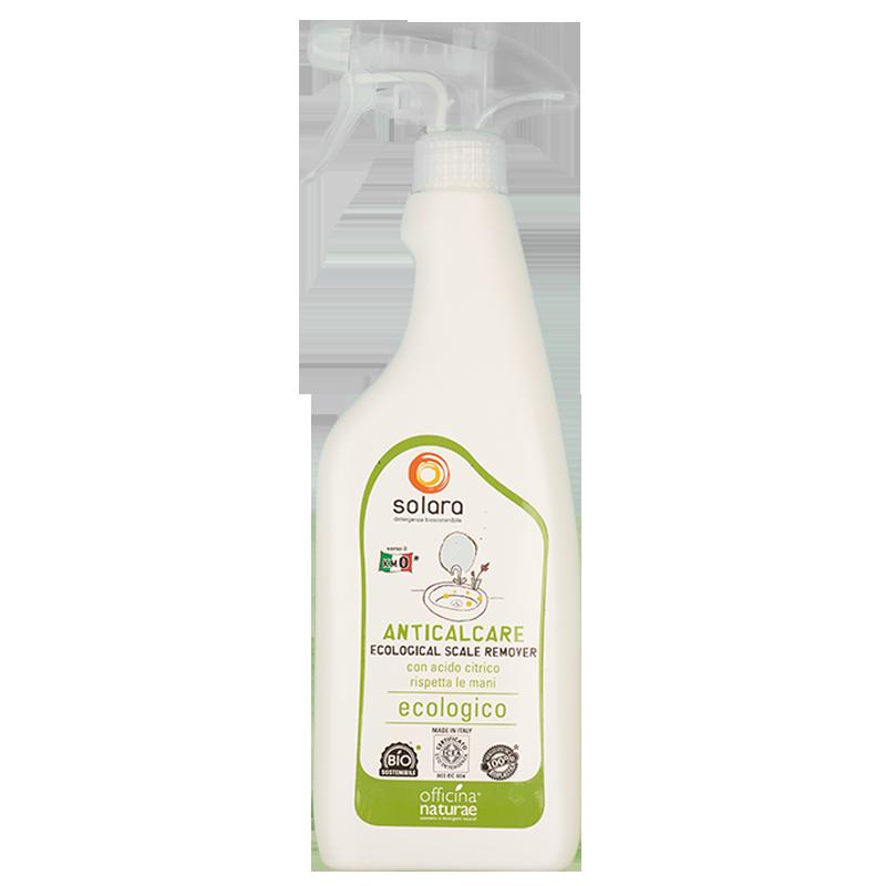 意大利OFFICINA檸檬酸除水垢殺菌清潔劑家用浴室廚房去污消毒除垢