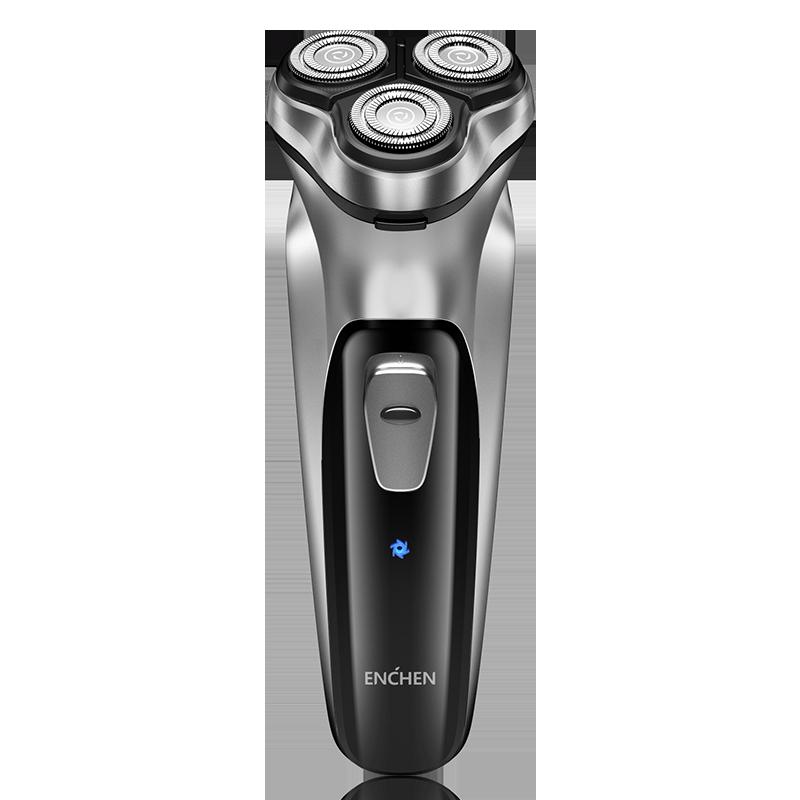 映趣剃须刀电动3D刮胡刀男刀头水洗智能充电式胡须刀男士刮胡子刀