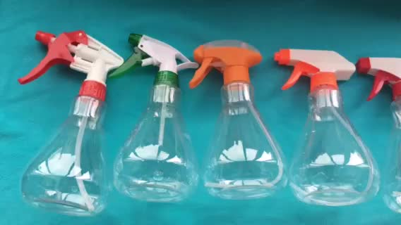 China-made household cleaning plastic trigger sprayer  for cleaning