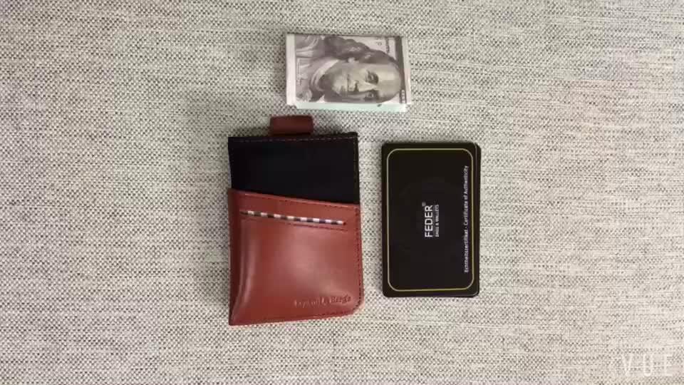 Custom size 100% full grain High capacity genuine leather high quality business zipper travel portfolio bag for men women