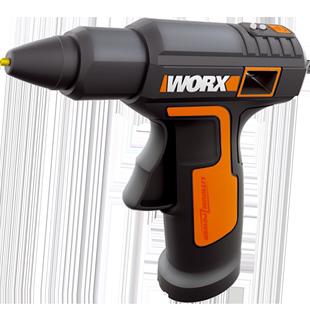 WORX 威克士 锂电无线热熔胶枪 129元包邮(前3分钟)