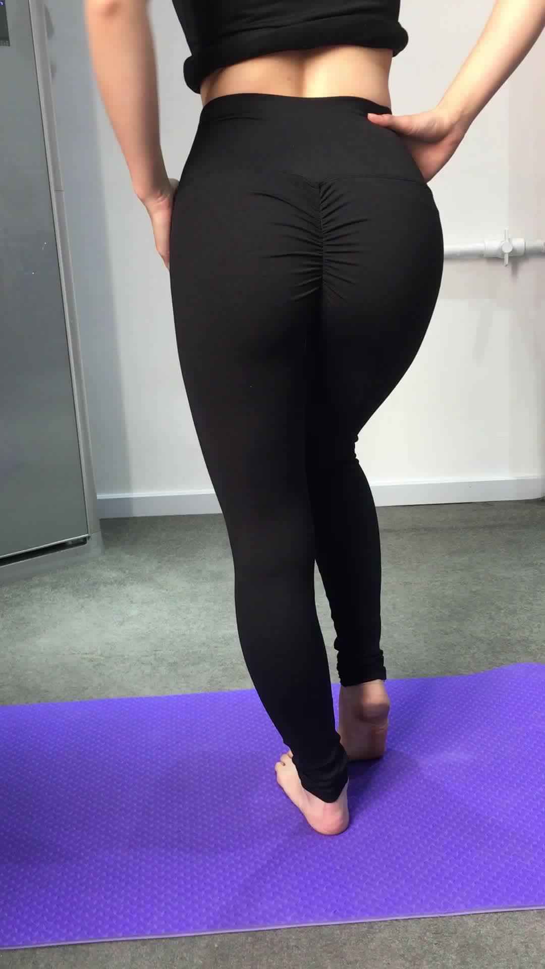 The Most Loved Hot Teens Yoga Pants Workout Clothing -6370