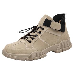 冬季英伦复古沙漠马丁鞋工装靴子