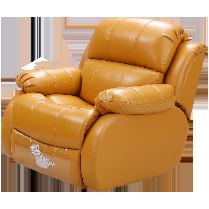 头等太空沙发舱单人现代真皮躺椅用后两周分享真实感受