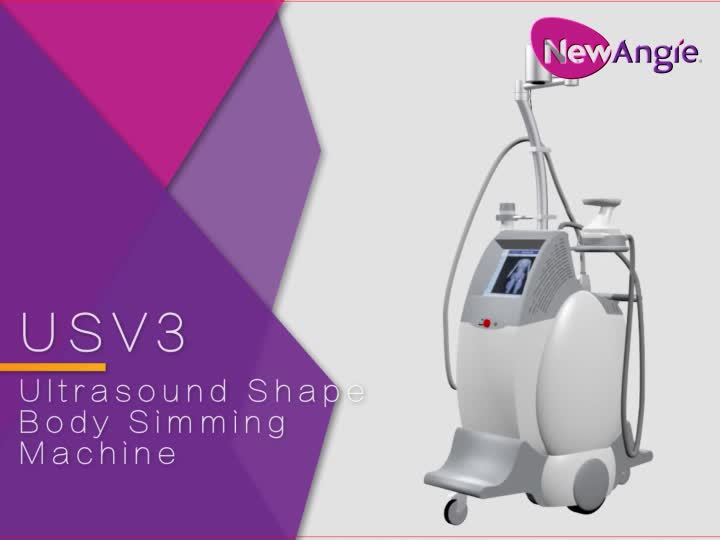 Vertical CE approved weight loss body fat reduction machine usv3