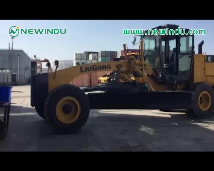 2018 motor grader parts LIUGONG small motor grader for sale 140k motor grader