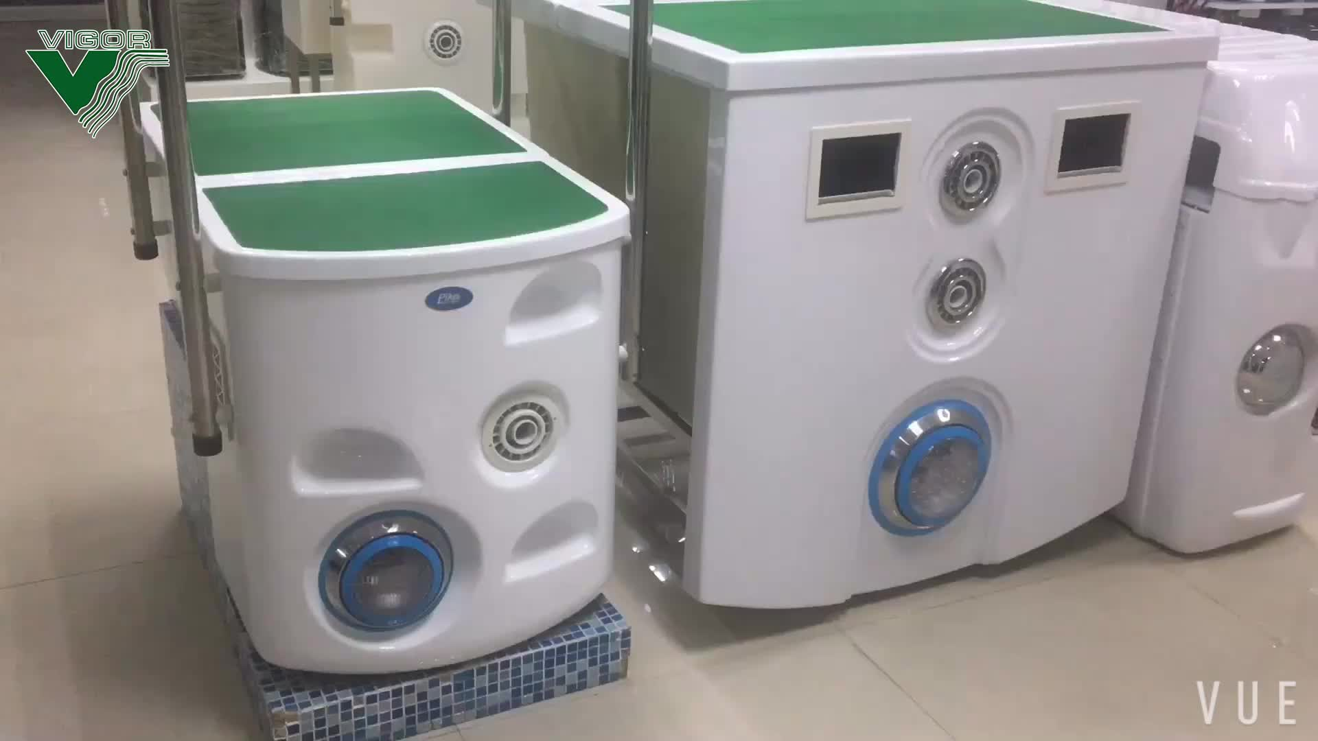 Factory Integrated Water Treatment Plant For Swimming Pool No
