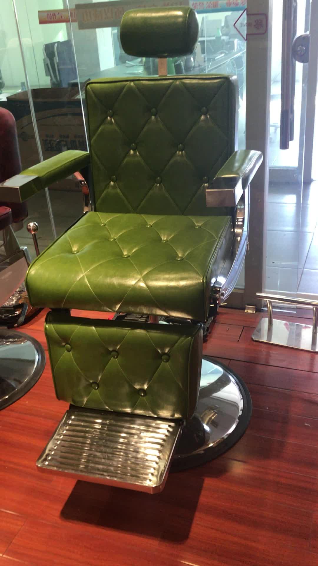 Фабрика индивидуальные антикварной парикмахерское кресло Салон гидравлической базы стул