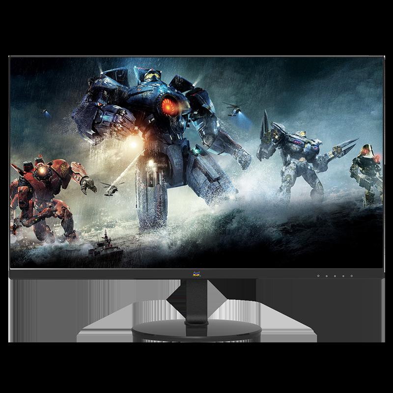 优派VX2471 24英寸ips屏无边高清办公电脑台式hdmi游戏液晶显示器
