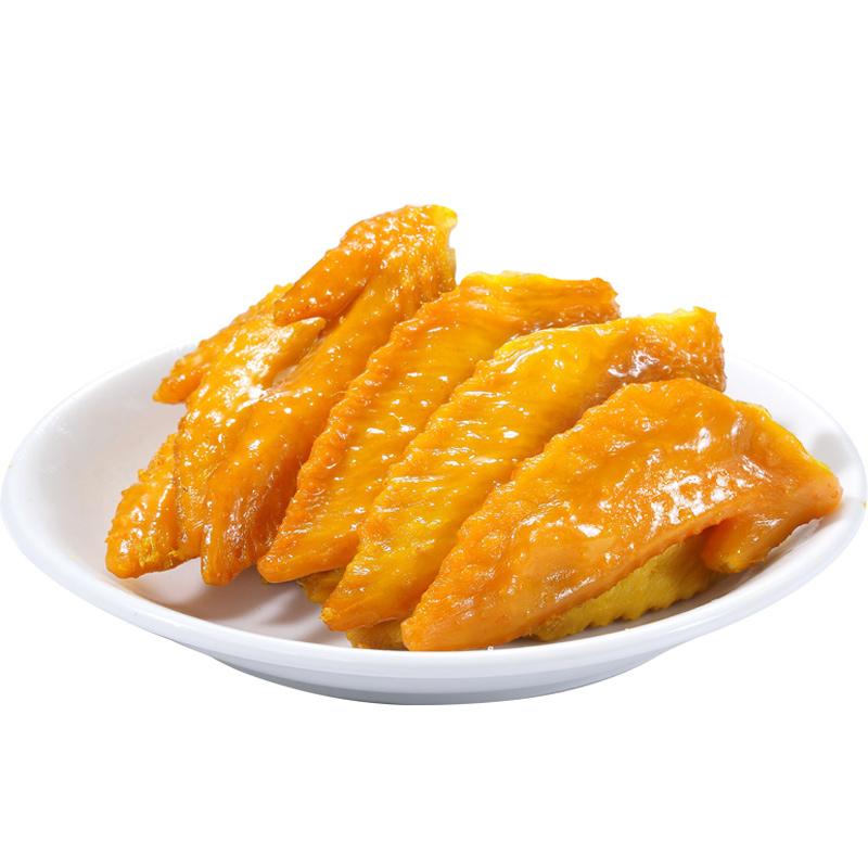 盐焗鸡翅尖休闲好味来香辣鸡翅尖