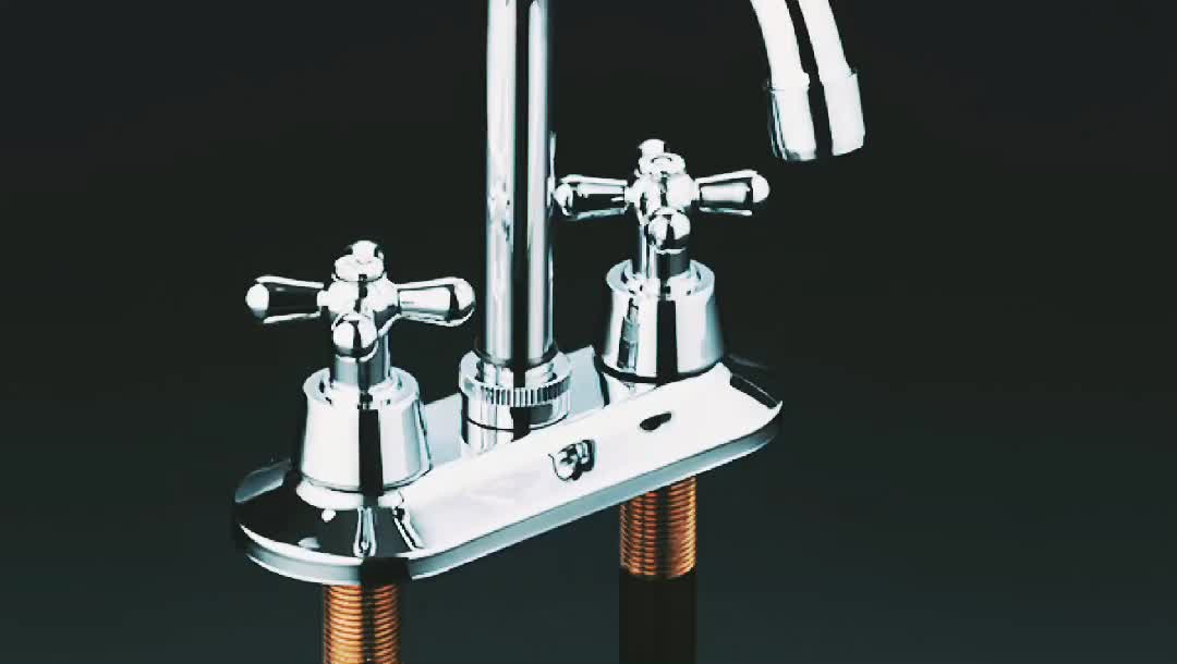 Discount Bathroom Faucets Polished Brass Pull Out Sprary Gold: Cheap Artistic Brass Bathroom The China Bathroom Faucet