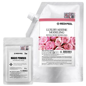 美蒂菲玫瑰软膜粉正品免洗面膜深层补水