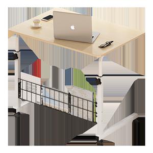 懒人台式家用简约宿舍可移动电脑桌