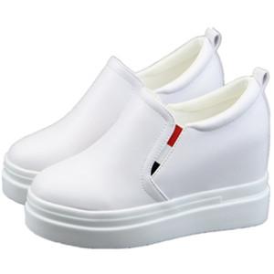 2018新款网红韩版内增高8cm女鞋