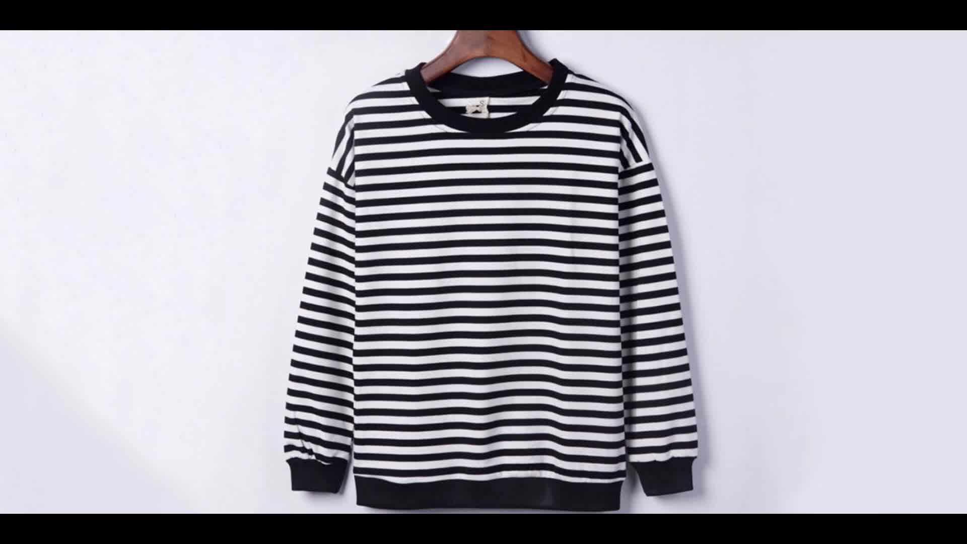 Wholesale 100 cotton men 39 s long sleeve blank striped t for Where to order blank t shirts