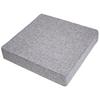 海绵定做实木加厚凳软包亚麻飘窗垫质量如何