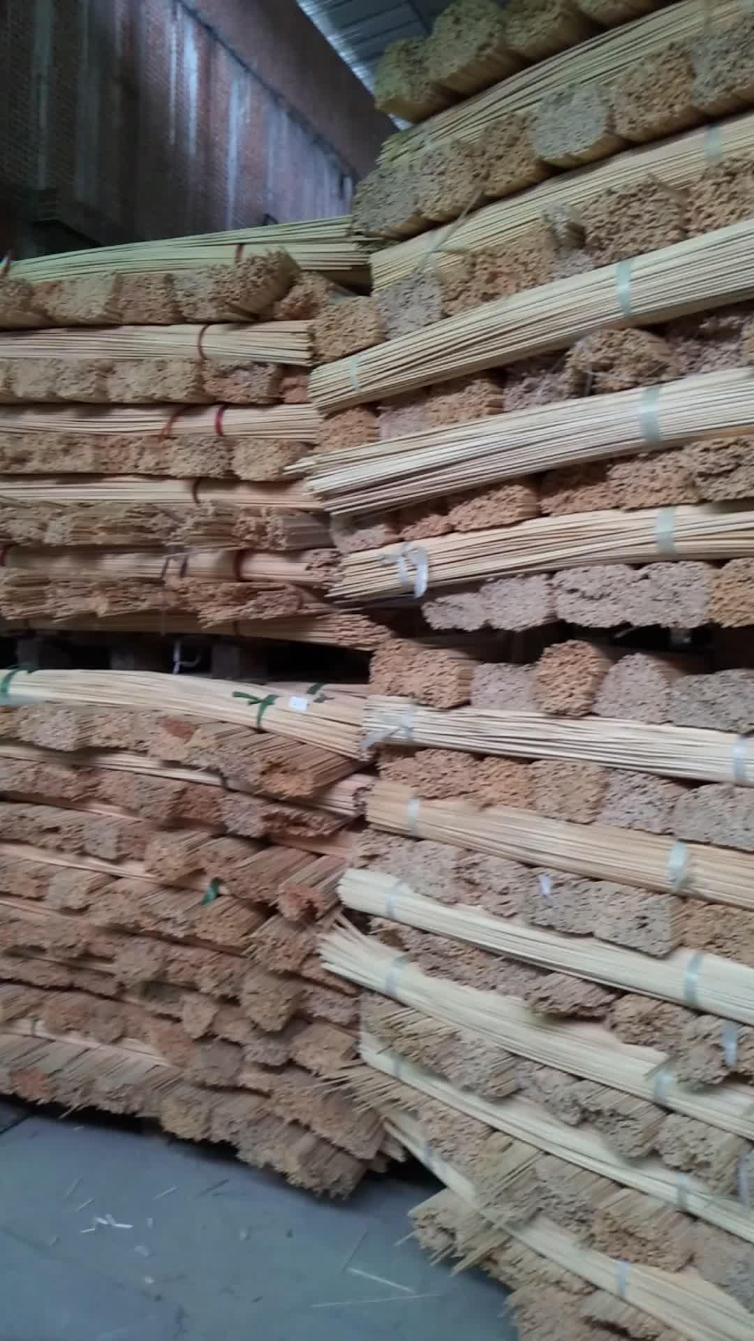 친환경 인공 대나무 스틱 난초