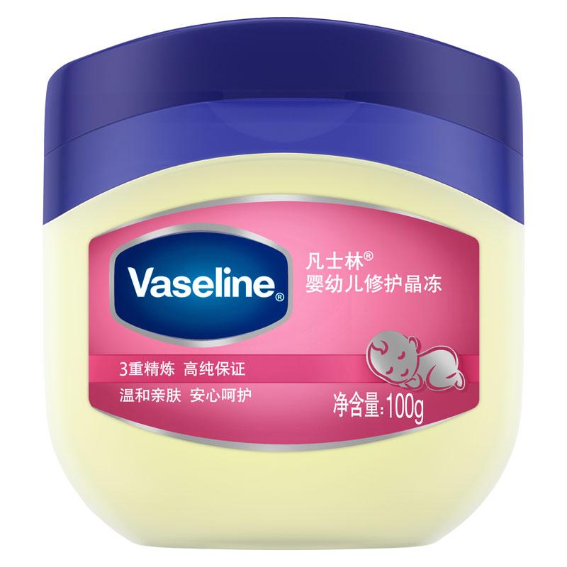 vaseline /凡士林婴幼儿修护润肤剂质量怎么样