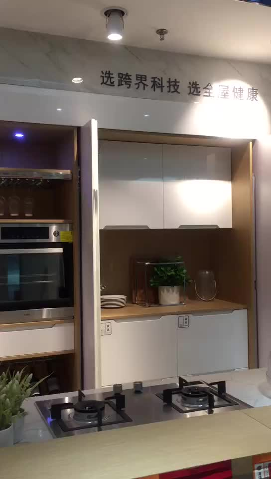Affordable Modern Wooden Kitchen Cabinets For Sale - Buy ...