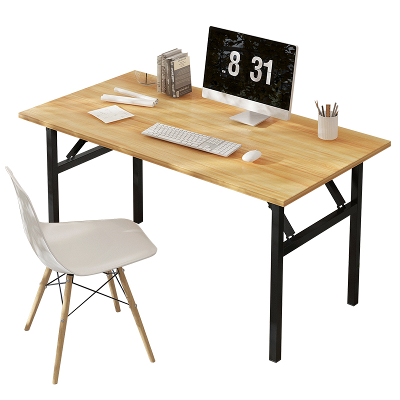 台式家用一体卧室简约租房电脑桌质量怎么样