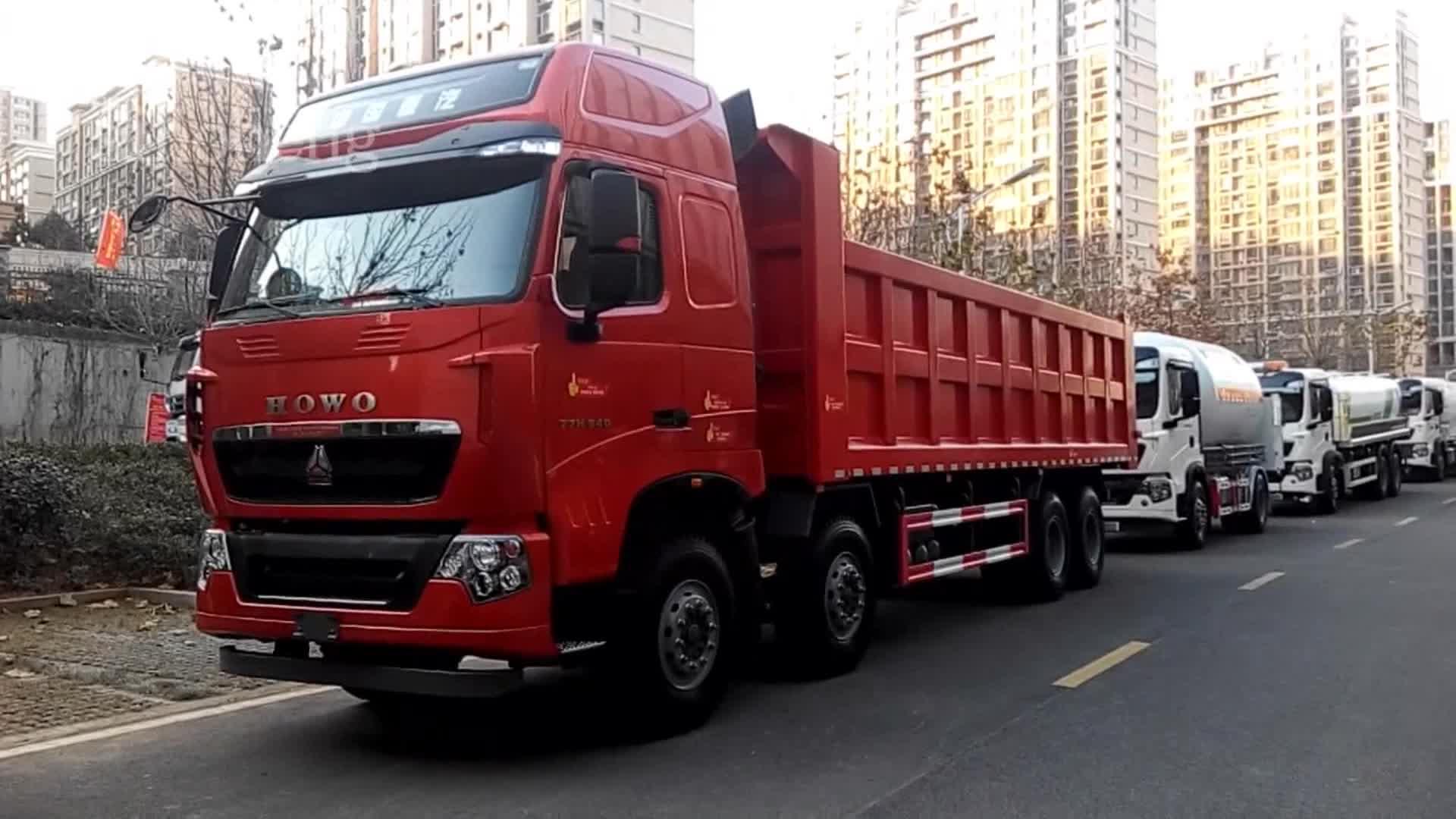satılık küçük 50 tonluk damperli kamyon 12 tekerlekli damperli kamyon