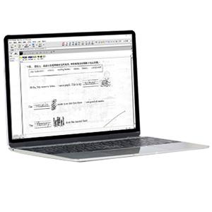 汉王文本通文字公式识别扫描笔软件
