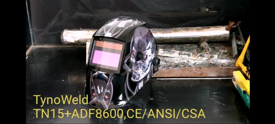tự động tối hàn mũ bảo hiểm en379