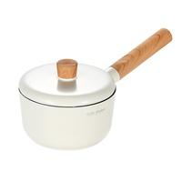 卡特马克奶锅麦饭石婴儿辅食雪平锅用后评测