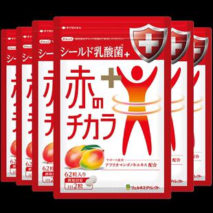日本lion獅王m-1 6件套保持乳酸菌